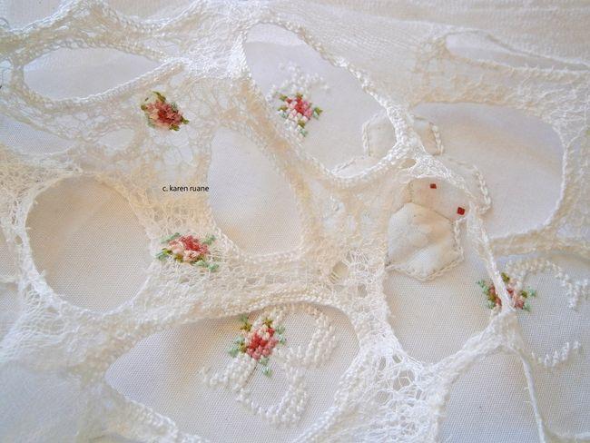 lace......