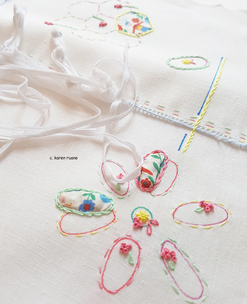 Embroidered hankie 5