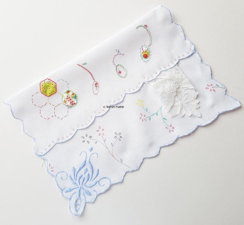 Button cloth or needlecase 5