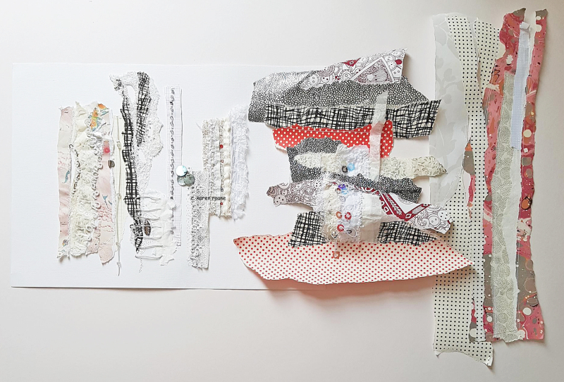 Stitched paper 5
