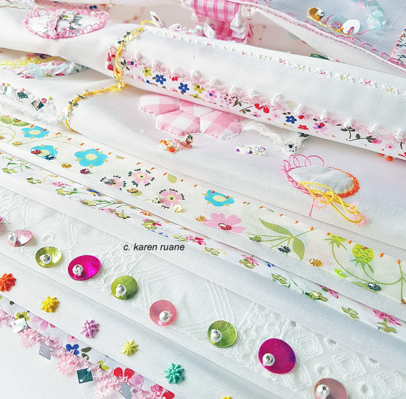 Bling cloth 17
