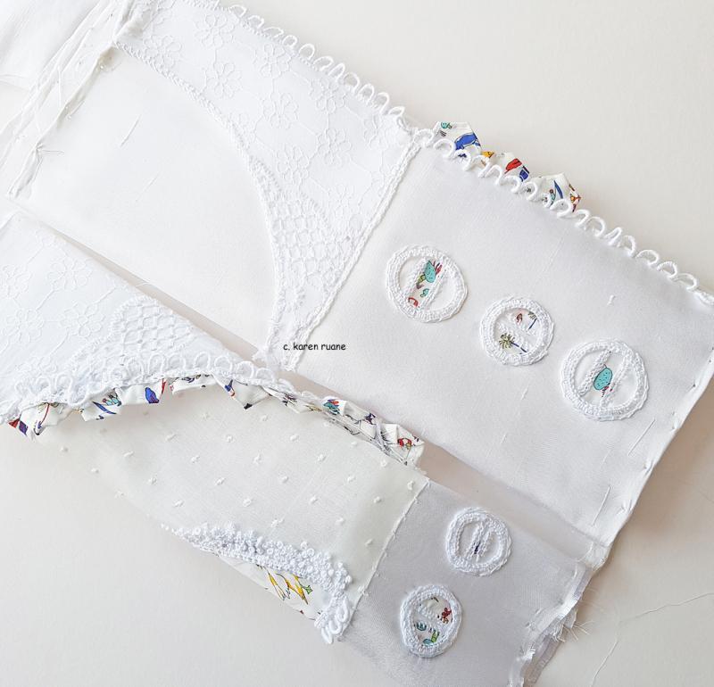 Class folded pocket 1