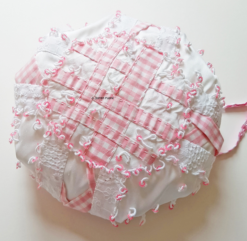 Silk and gingham collection 7