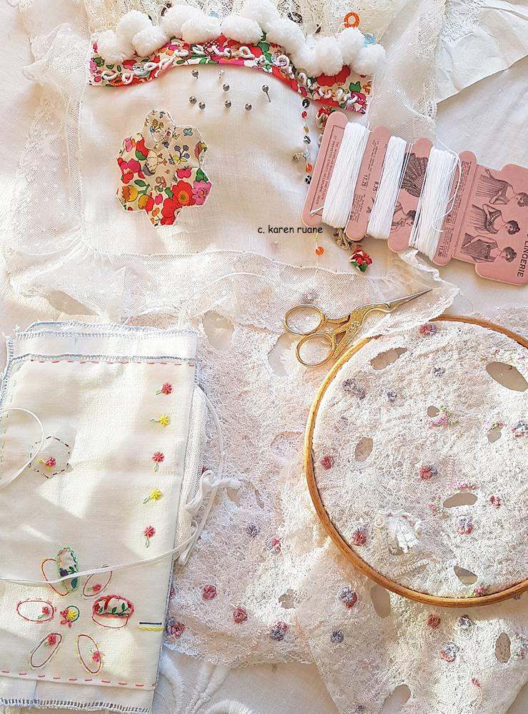Lace cloth 2