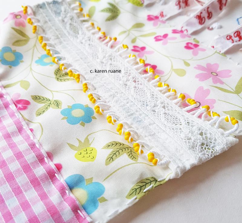 Stitched sample 11