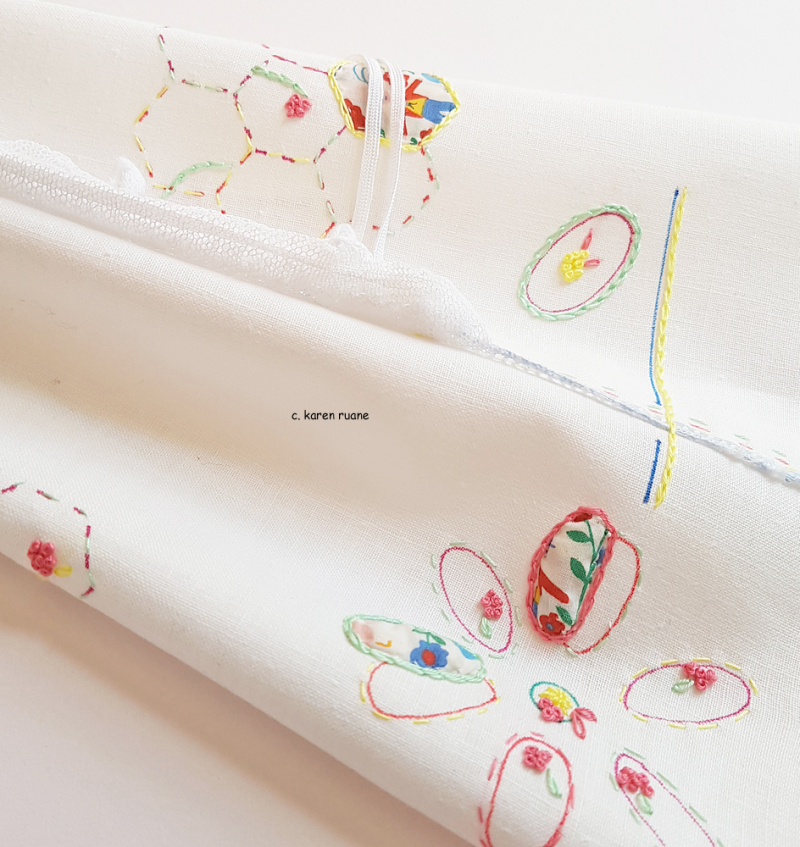 Embroidered hankie 3