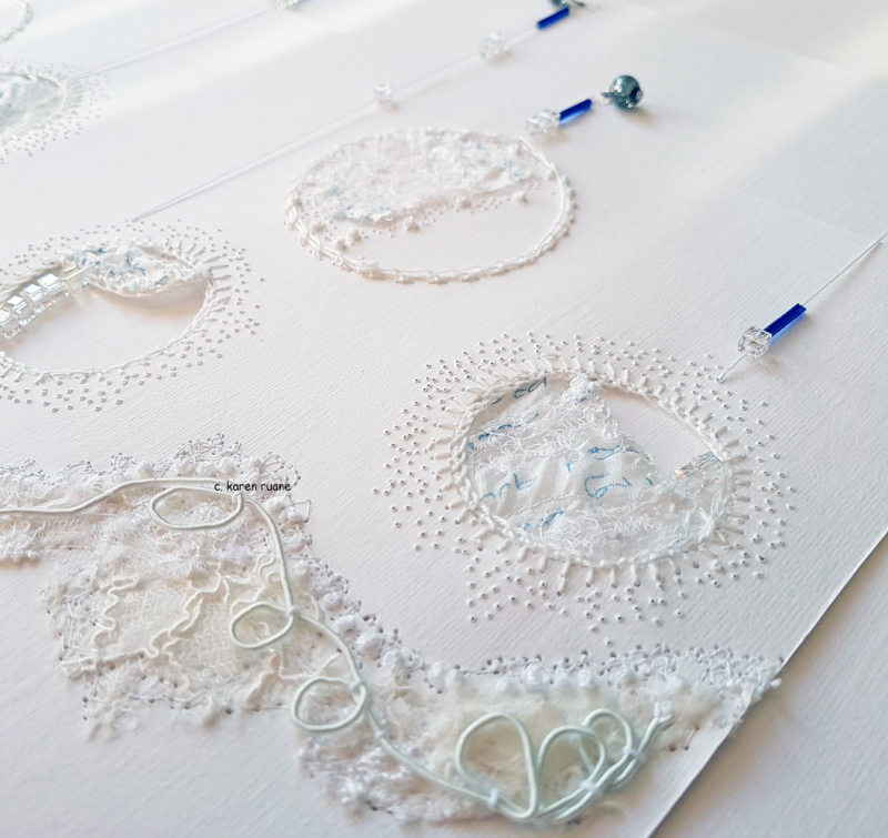Stitched paper 10