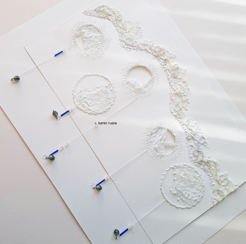 Stitched paper 11