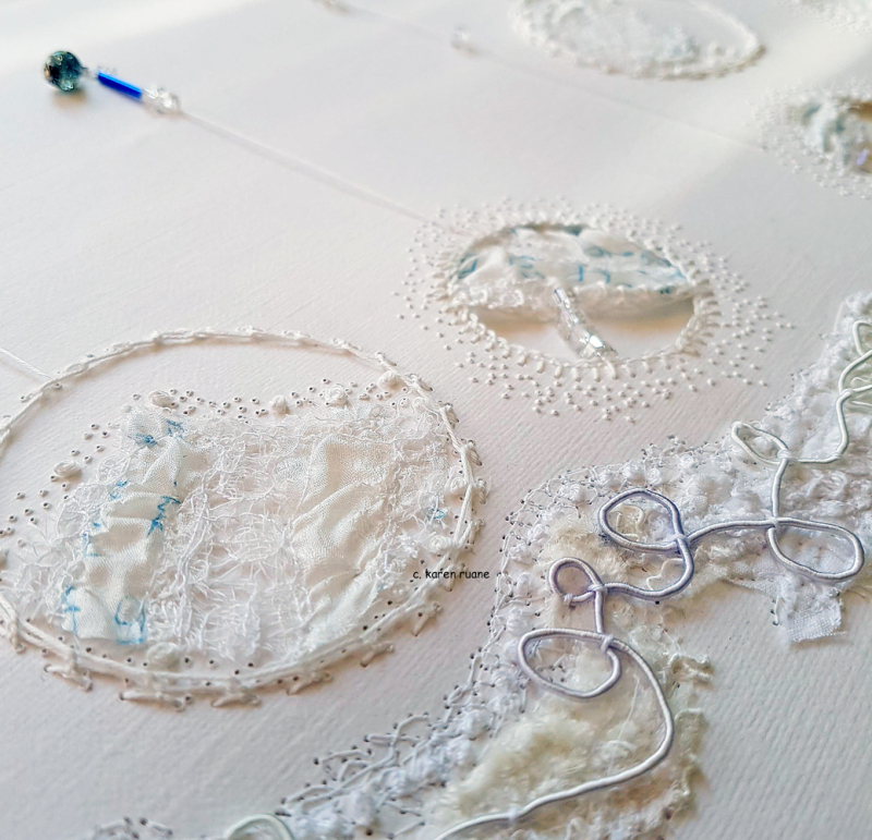Stitched paper 14