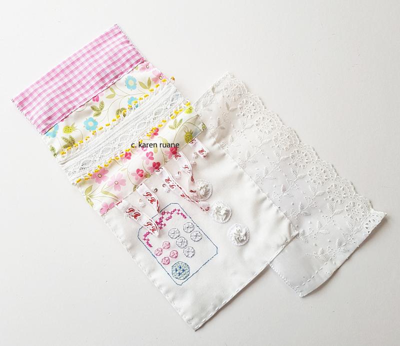 Stitched sample 14